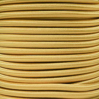 "Yellow Bungee Shock Stretch Cord 1/4"" Diameter"