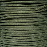 550 Military Spec Paracord MIL-C-5040H Camo Green