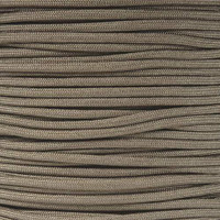 550 7 Strand Military Spec Paracord MIL-C-5040H Coyte Brown