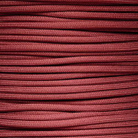 550 7 Strand  Military Spec Paracord MIL-C-5040H Red