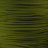 Neon Yellow Diamond 550 7-Strand Commercial Paracord