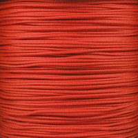 Neon Orange 95 1-Strand Commercial Grade Paracord