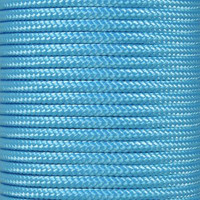 Neon Turquoise 325 3-Strand Commercial Grade Paracord
