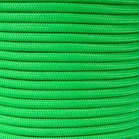 750 Cord - 750 lb. Test, 100' 11 Strand Inner Core - Neon Green