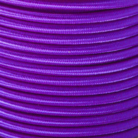 "Acid Purple Bungee Shock Stretch Cord 1/4"" Diameter"