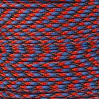 Hot Lava 550  7-Strand Commercial Grade Paracord