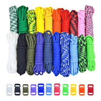 Paracord & Buckles Combo Kit - Pound For Pound