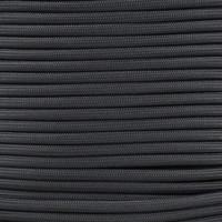 Black Para-Max Paracord 1200 lb Tensile Strength