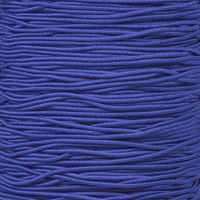 "Royal Blue 1/16"" Elastic Cord"