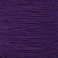 "Purple 1/32"" Elastic Cord"