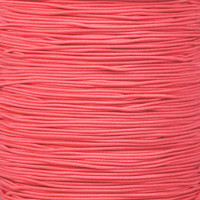 "Neon Pink 1/32"" Elastic Cord"