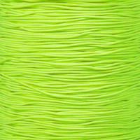 "Neon Yellow 1/32"" Elastic Cord"