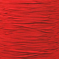 """Imperial Red 1/32"""" Elastic Cord"""