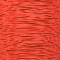 "Neon Coral 1/32"" Elastic Cord"
