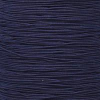 "Federal Standard Navy Blue 1/32"" Elastic Cord"