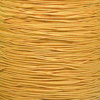 "Goldenrod 1/16"" Elastic Cord"