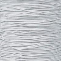 "White 1/16"" Elastic Cord"