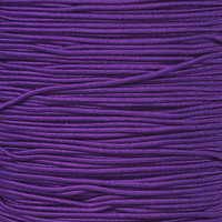 "Purple 1/16"" Elastic Cord"