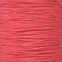 "Neon Pink 1/16"" Elastic Cord"