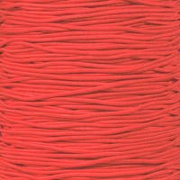 """Imperial Red 1/16"""" Elastic Cord"""