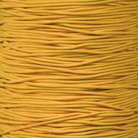"Goldenrod 1/32"" Elastic Cord"