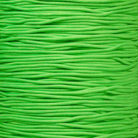 "Neon Green 1/32"" Elastic Cord"