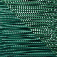"Kelly Green 1/8"" Shock Cord with Reflective Tracers"