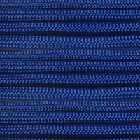 550 Outdoor Cord with Jute Twine & Fishing Line - Royal Blue