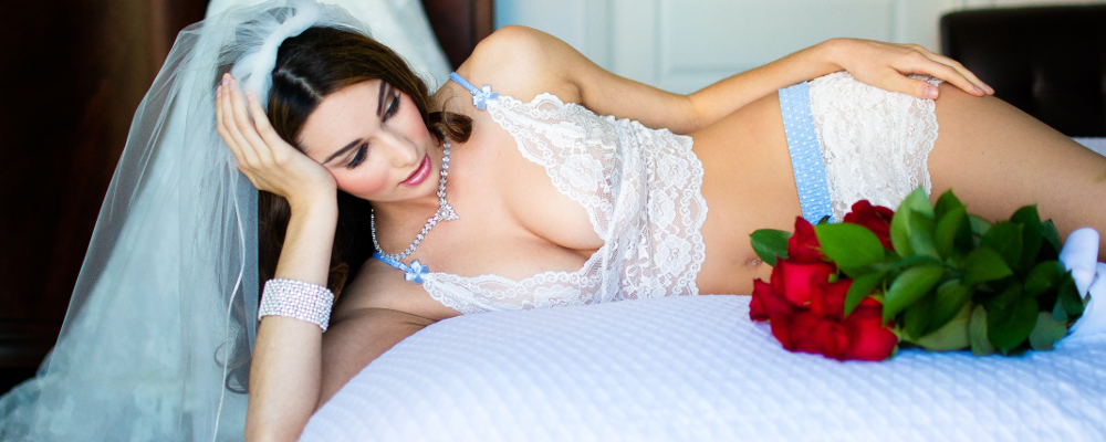 Bridal Lingerie for the night or honeymoon
