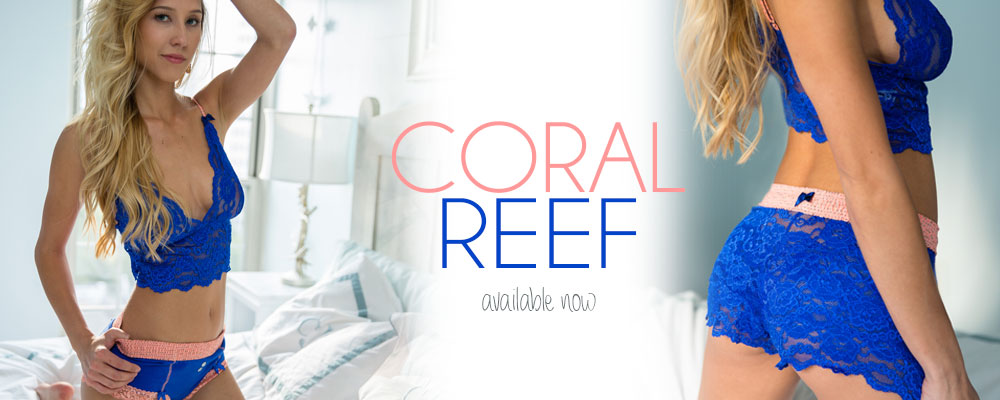 See our new Summer 2016 Collection, Coral Reef