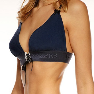 Midnight Blue Sleep Bra