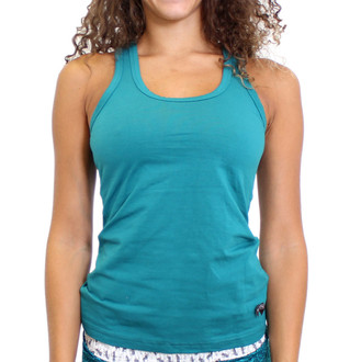 Teal Green Womens Tank