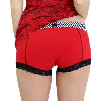 Red Girls Boxer Brief Underwear
