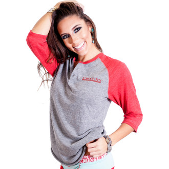 Raglan Sleeve Tee Shirt