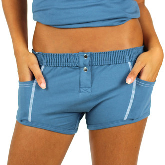Cowboy Blue Tomboy Boxer Brief