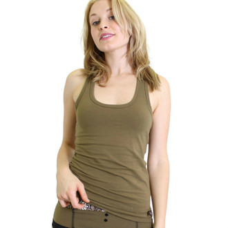 Olive TankTop Racerback