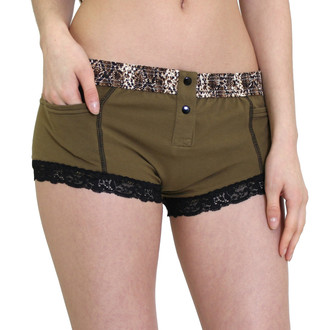 Army Olive Boxer Brief