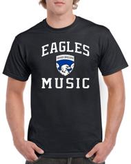 FBS Men's Gildan Heavy Cotton T Shirts - Black