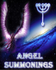 Angel Summonings   There are hundreds of powerful angels that are hardly ever invoked on this world. At one time, mankind invoked the Angels as much as the Gods. The Ancient Angels of Power are different than regular Angels.   They stay with you forever and serve you in life, in the afterlife, and into the next lifetimes. They are Immortal Servants and Guardians.  Mankind has been stripped of the knowledge of their Presence.   You have forgotten their Names and how to invoke them.  It is now time to bring this knowledge back to you.  Angel Summonings is a book that was lost to the world thousands of years ago. The text is a translation of an angelic tongue that has not been used in this dimension. With this book, you can change the material, emotional, sexual, and mental aspects of your life with the help of angels who stand by to help you. After long centuries of suppression, they can now be with us again.   There are over 50 separate Angel Summonings in this book. With this work, you can now bring new angelic light into your life.  We will only release 50 of these rare texts. They will all be hard bound, leather covers, gloss paper, gold foil cover lettering.   Master  SOLD OUT