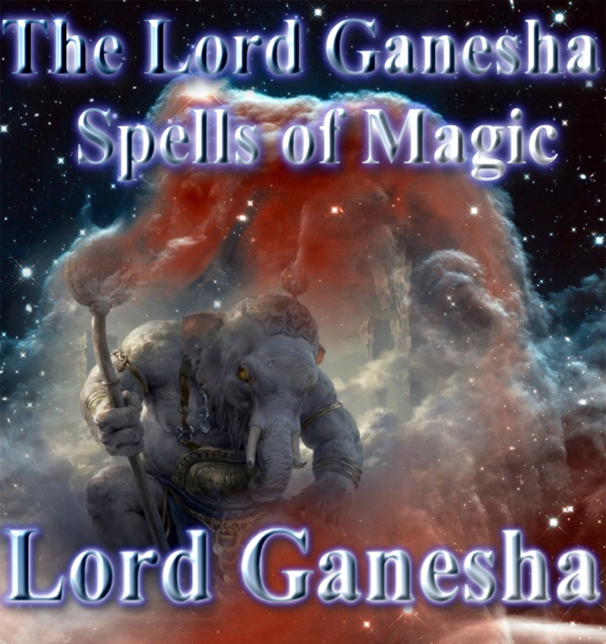 Lord Ganesha Spells Of Magic