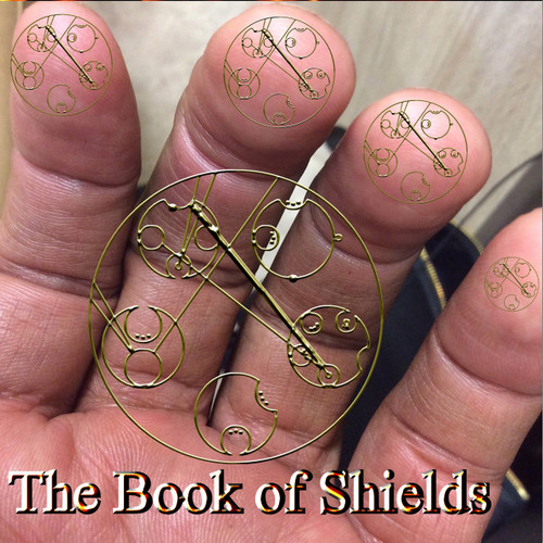 The Book of Shields                                                                                                                    Eyunymodon     The Book of Shields is the first of its kind.  In the picture above, you are witnessing the physical appearance of psychic shielding.  Shields are not usually visible. This process protects the user from attack, disease, and other worldly forces that would seek to cause harm.  Shielding is an ancient art that is seldom taught to mortals. We see the process in movies, tv, books, and other venues that pretend fantasy and entertainment.  However, the art of building and using shields is an ancient process that dates back many thousands of years.  Magicians, angels, elementals, gods, and countless other entities use shield for many different purposes.  Shields may protect against aging, poverty, attack, loss of life, injury, loss of fertility, disease, and a host of other processes that one might not believe.     Shielding is built into the genetic blueprint of most conscious life forms.  When you see that spark of light or billowing orb that floats out and around you, it is generally one of your many shield forms attempting to form.  We are not generally taught to use shields, but the subconscious, unconscious, and higher minds know them and use them without our knowledge. The Book of Shields brings this knowledge into the light. The genetic database of the shielding art is called the Eyunymodon.     It is an ancient genetic sequence that is tied to angelic words of power.  Each shield is to be visualized and spoken into being.  They are generally invisible to all but the most sensitive beings.  They work extraordinarily well and may be invoked in silence whenever needed.  Some people are able to erect shields that can defend against even the most ardent source of potential injury.  One of my favorite uses of a shield is to place it under an item and then to levitate the item with the power of the shield.      The Book of Shields is a classic gem in the Library of Thoth. We are happy to offer it to our followers. This is one that you will want to study and use until you master the art.    The regular price for this book is $1,250.00. We are giving a 20% discount off this price until June 30, 2017. No code is necessary for this discount.     Master    Price: $1,000.00