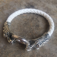 Feldrakan Bracelet of Protection - White