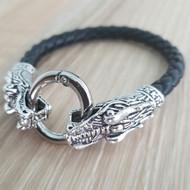 Feldrakan Bracelet of Protection - Black