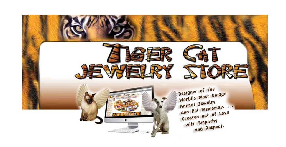 New Mobil Friendly version of Tiger Cat Jewelry Store