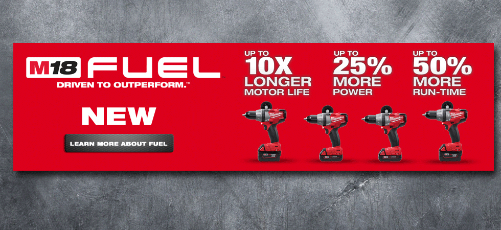 Milwaukee M18 Fuel - RiteWayTool.com