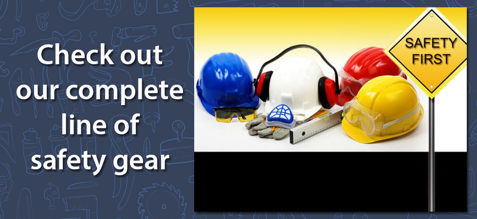 Safety Gear - RiteWayTool.com