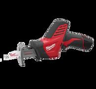 Milwaukee Hackzall® M12™ Cordless LITHIUM-ION Recip Saw - 2420-22