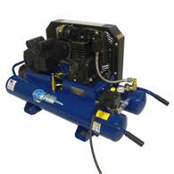 J-Air 9 Gal Electric Compressor