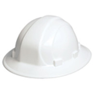 6pt Ratchet Full Brim Hard Hat