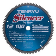 "12"" 100th Silencer Wood Blade"